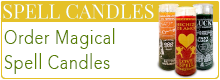 candle magic spells
