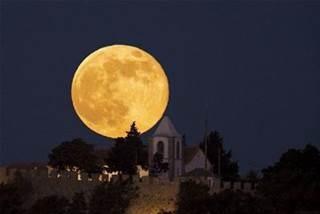 Full Moon August 10, 2014