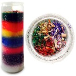 Chakra Cleansing Candle, candle magic, chakra,Chakra Cleansing,energy, Spell Candle