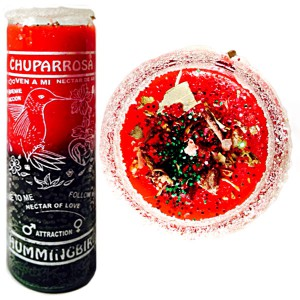 Chuparrosa – Follow Me Spell Candle, Love, Follow Me, Bring Lover back to Me