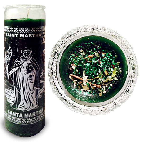 Saint Martha Spell Candle, Candle Magic Spells, Spell Candles, love, bring your lover back