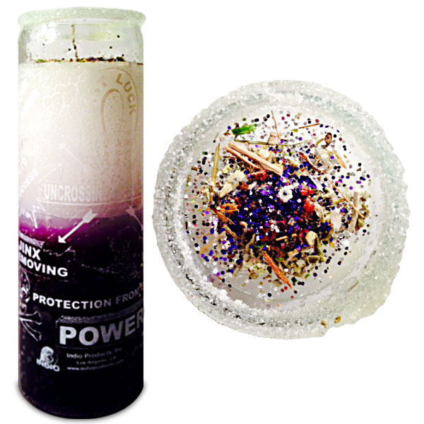 Uncrossing And Protection Candle, Candle Magic Spells